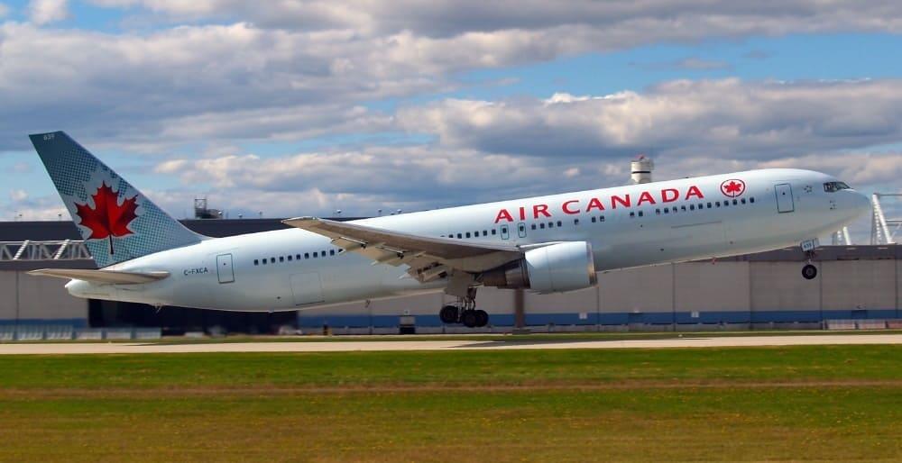 Air Canada tickets