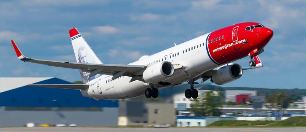Norwegian Air Shuttle tickets