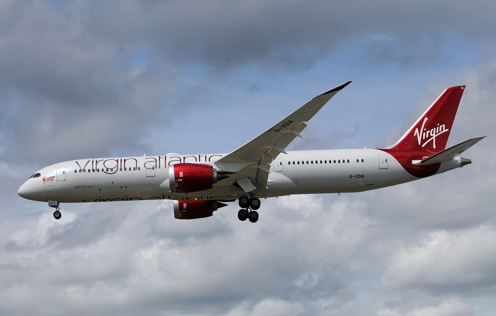 Virgin Atlantic tickets
